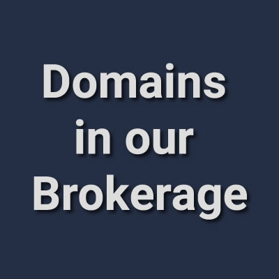 Domain Brokerage